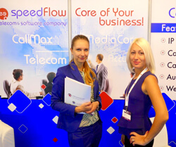 Speedflow team at GITEX 2014