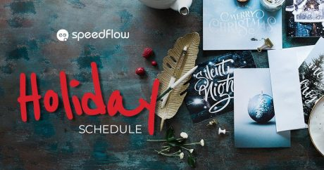 Speedflow Festive Season Schedule