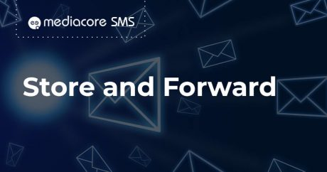 SMS Store and Forward