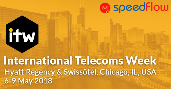Join Speedflow Team at ITW in Chicago