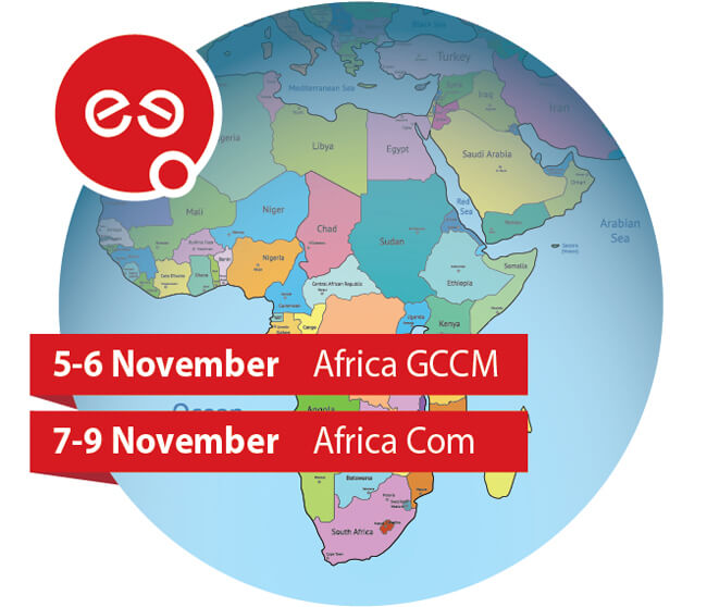GCCM Africa and AfricaCom