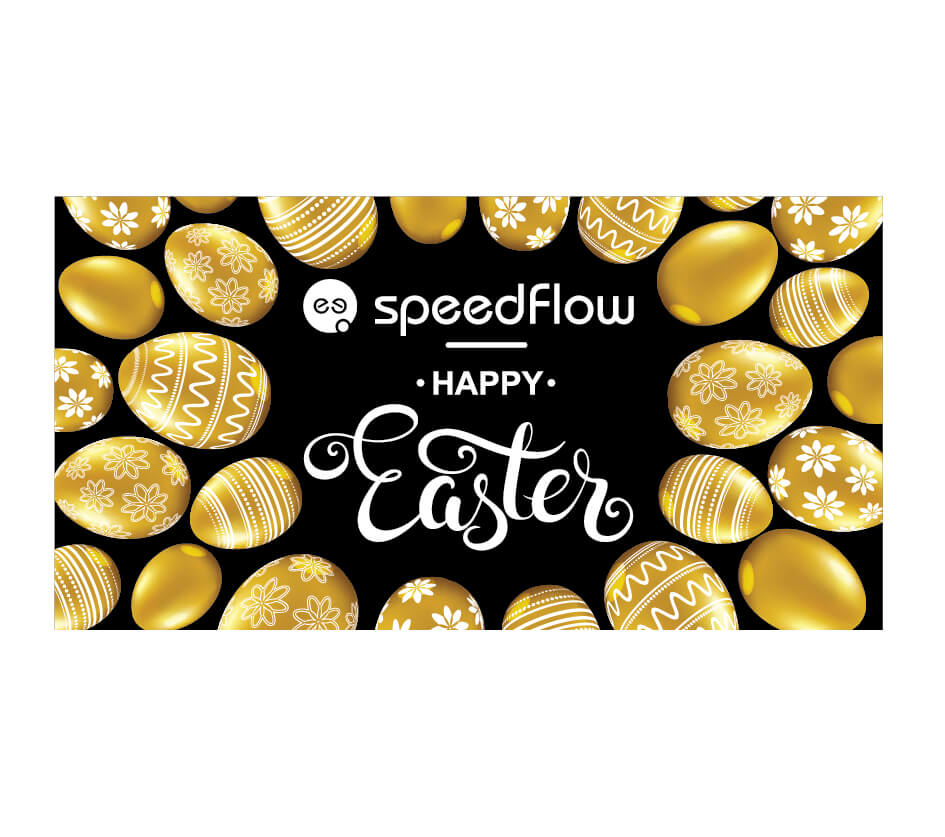 Speedflow Easter Greetings