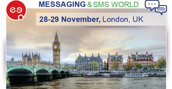 Meet Speedflow SMS team at Messaging & SMS World