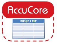 AccuCore - Price Lists Management