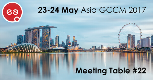 Meet Speedflow team at Asia GCCM 2017