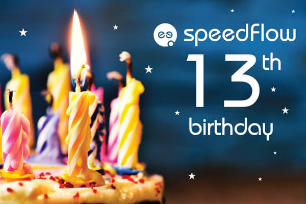 Speedflow Birthday