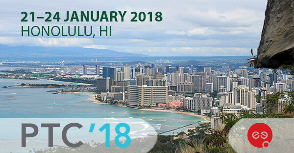 Speedflow Team attends PTC in Hawaii 2018